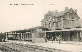 Gare de Bavay-Louvignies 2